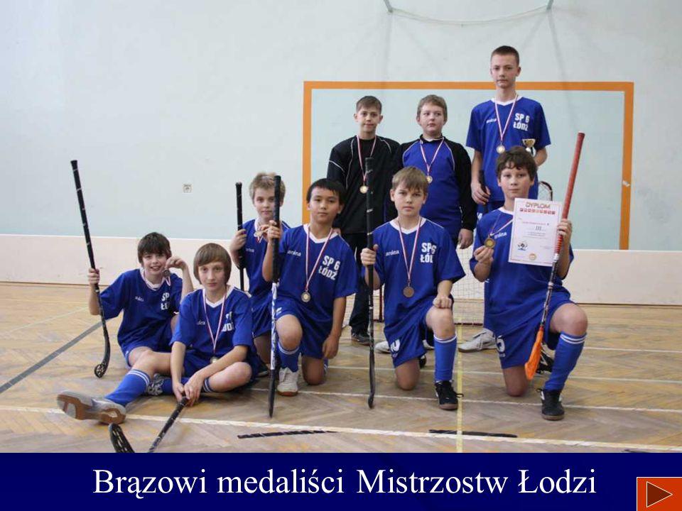 Janek (brąz) i Maciek (srebro) w Mistrzostwach Łodzi w tenisie