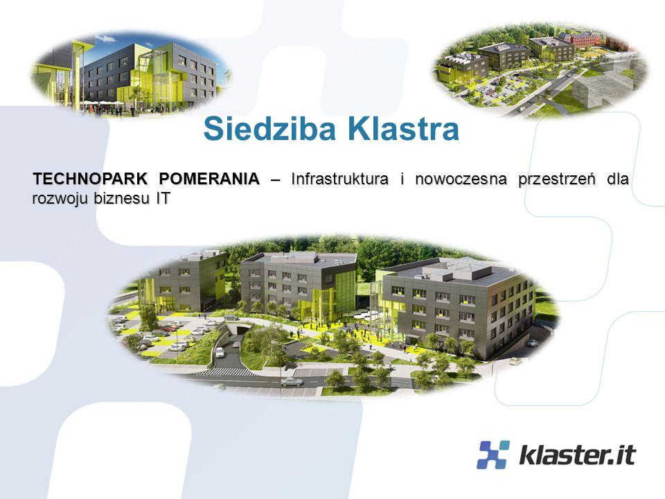 MISJA Zbudowanie silnej i widocznej marki Klastra ICT, zwiększającej wiarygodność i prestiż jego członków oraz atrakcyjność regionu zachodniopomorskiego dla pracowników, inwestorów oraz przedsiębiorców lokalnych