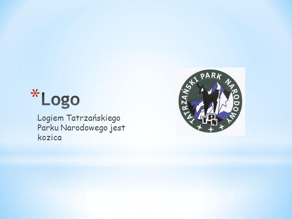 Logiem Tatrzańskiego Parku Narodowego jest kozica