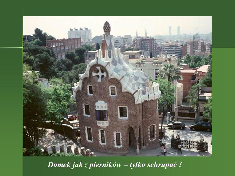 Słynny na cały świat architekt z Barcelony oprócz niezwykłej katedry Sagrada Familia zaprojektował również kilka innowacyjnych budynków w swoim ukochanym mieście.