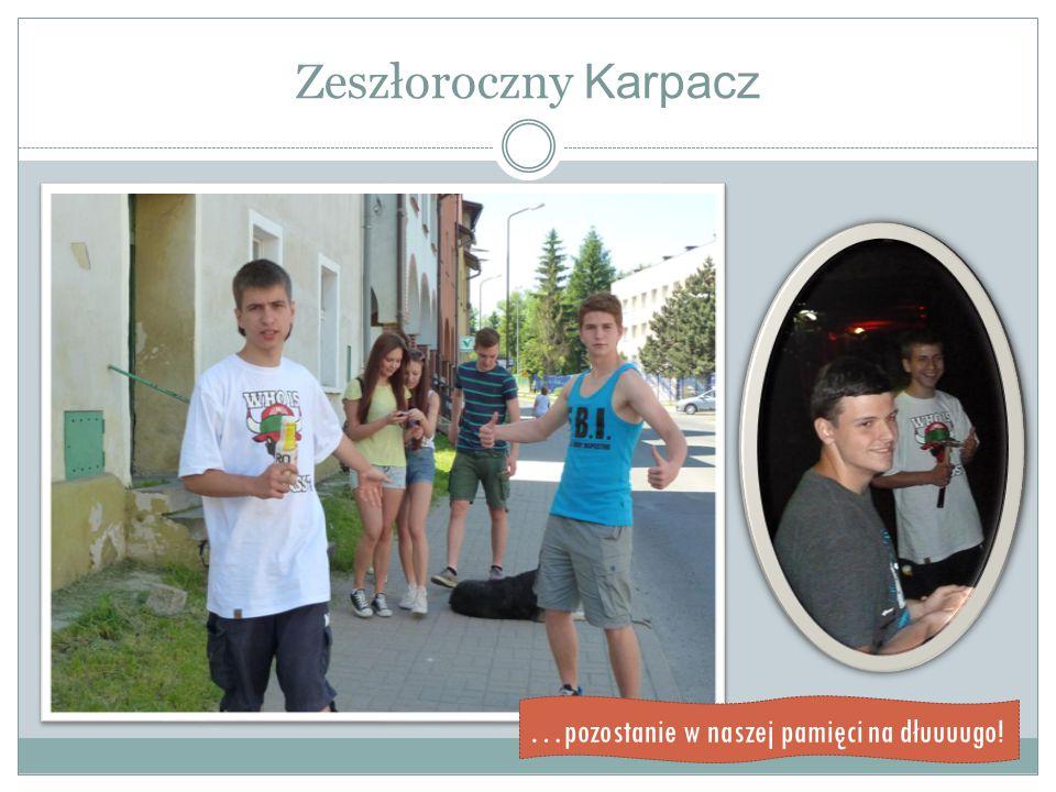 Zeszłoroczny Karpacz …pozostanie w naszej pamięci na dłuuuugo!