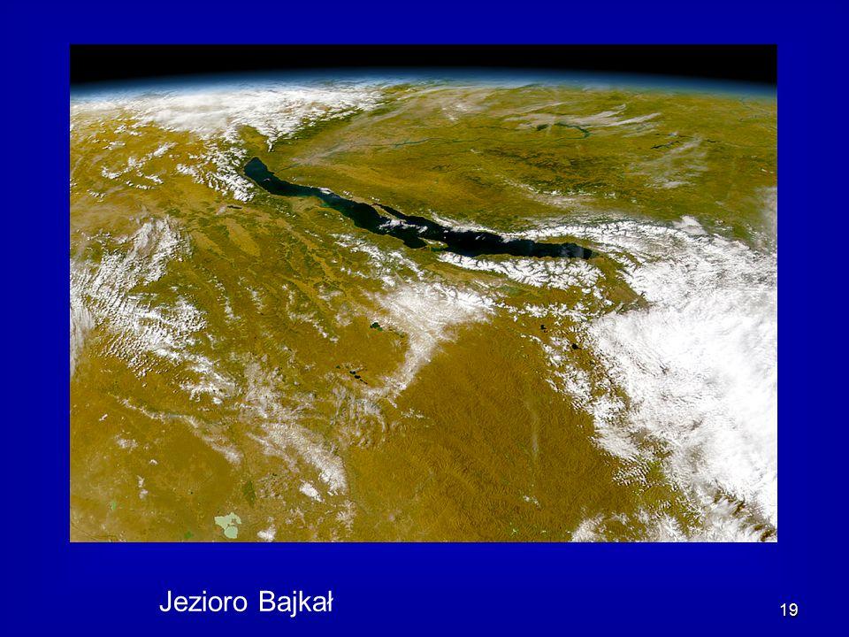 19 Jezioro Bajkał
