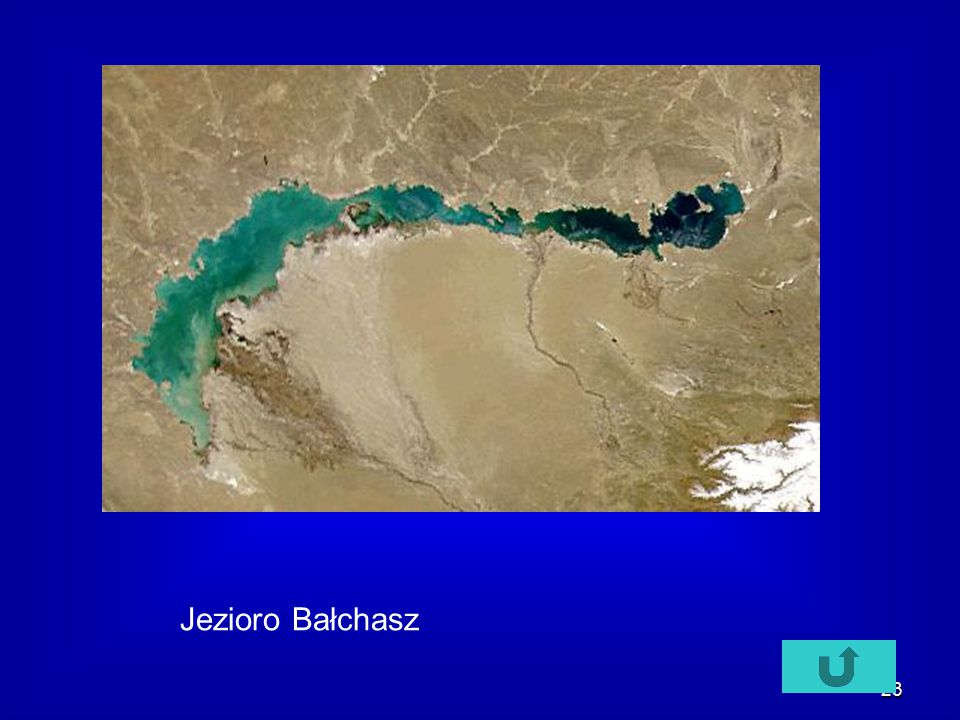 23 Jezioro Bałchasz