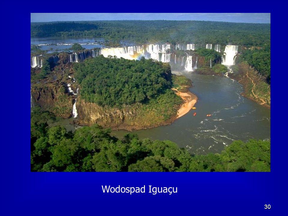 30 Wodospad Iguaçu