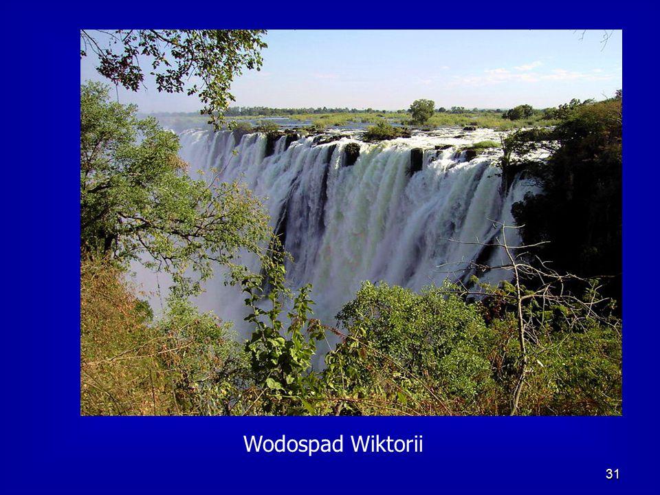 31 Wodospad Wiktorii