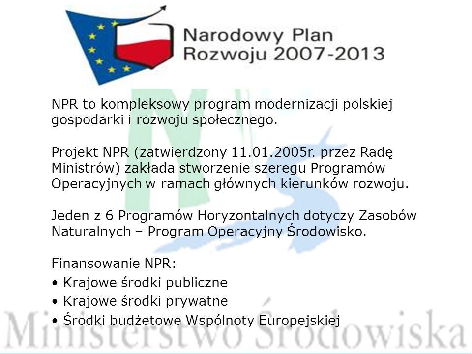 NPR to kompleksowy program modernizacji polskiej gospodarki i rozwoju społecznego.