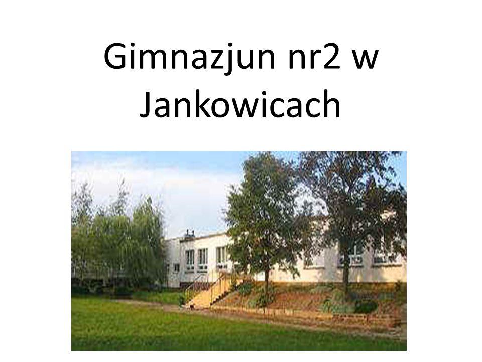 Gimnazjun nr2 w Jankowicach