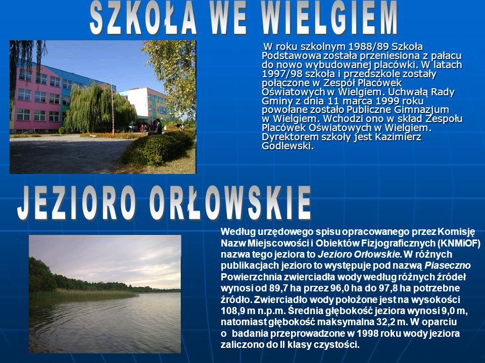 W roku szkolnym 1988/89 Szkoła Podstawowa została przeniesiona z pałacu do nowo wybudowanej placówki. W latach 1997/98 szkoła i przedszkole zostały po