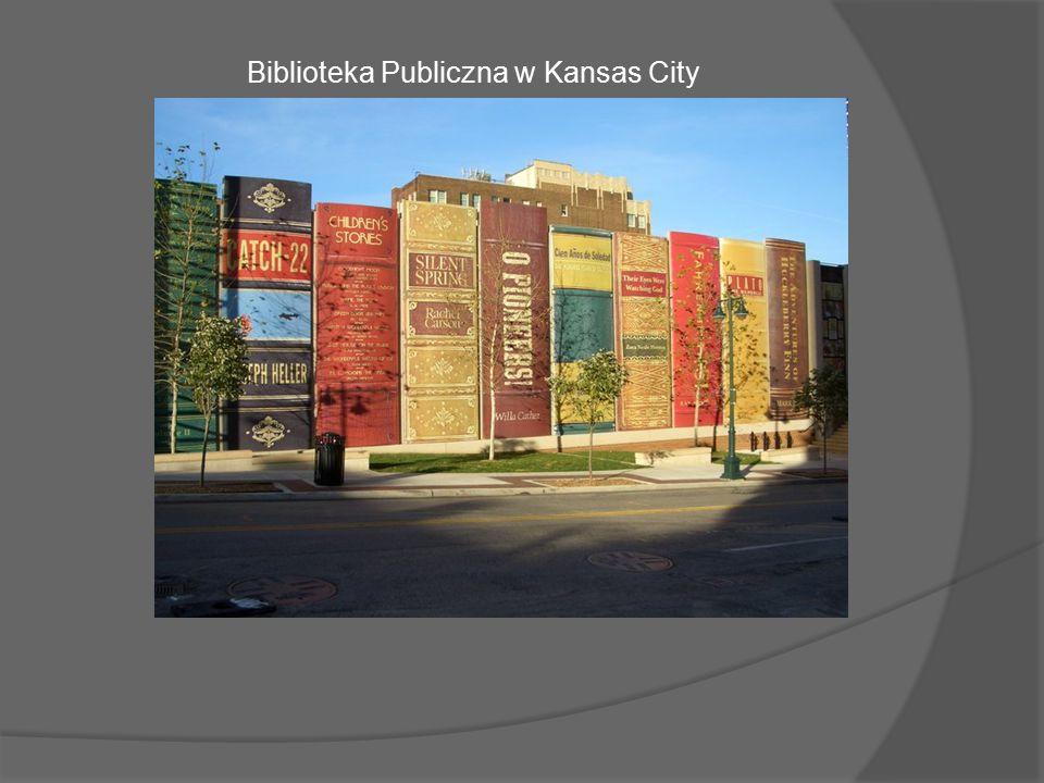 Biblioteka Publiczna w Kansas City - to jeden z najstarszych obiektów bibliotecznych w tym mieście.