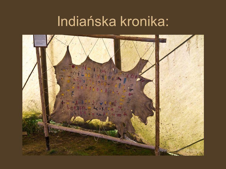 Życie codzienne w indiańskim obozie na Wielkich Równinach warunkowały pory roku.