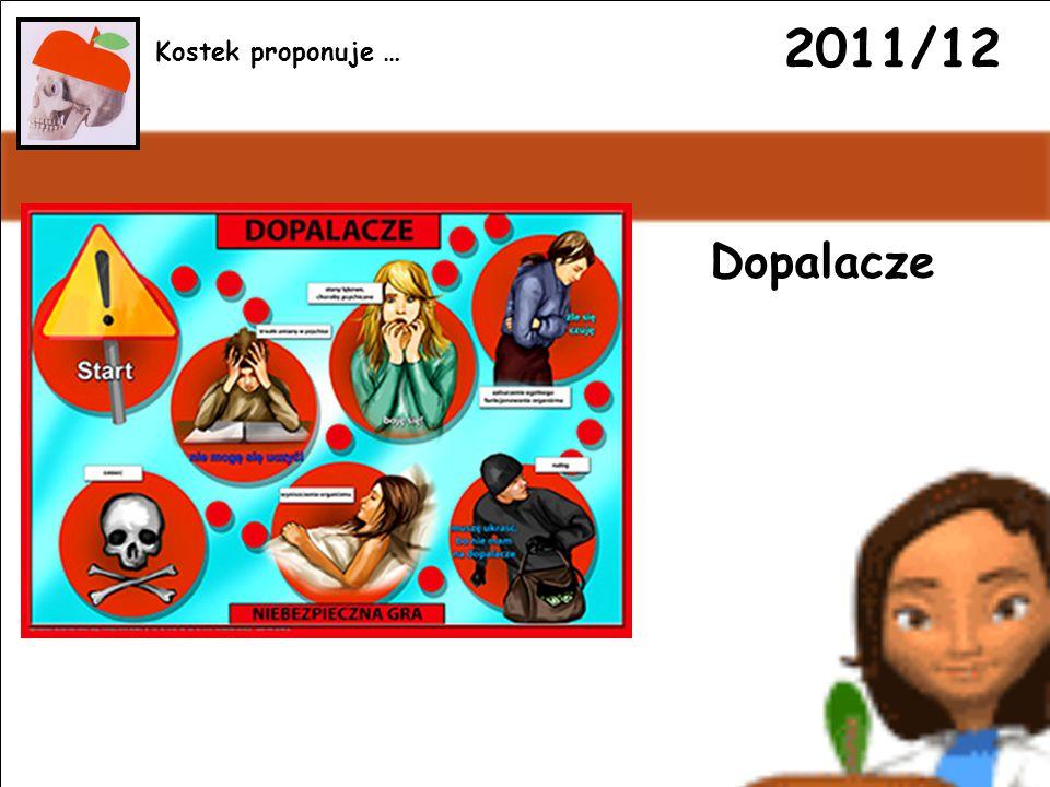 2011/12 Dopalacze Kostek proponuje …