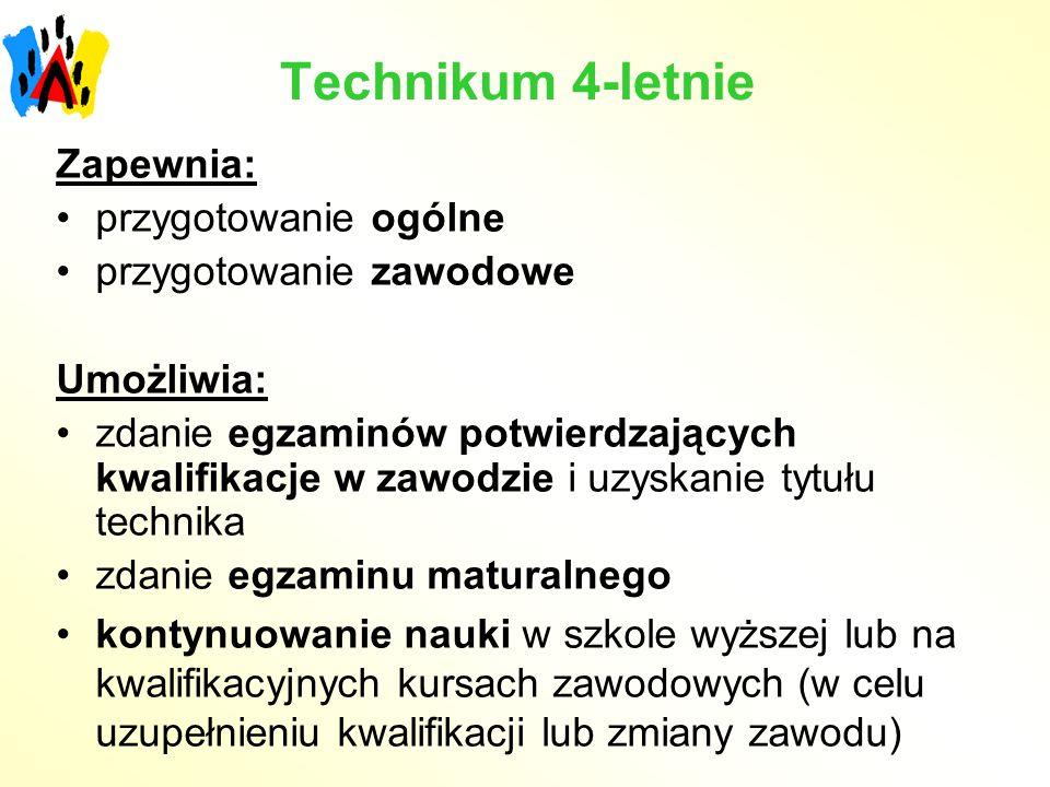 Przygotowywanie listy preferencji (Uczeń gimnazjum w pierwszej kolejności wybrał oddział (klasę) 1TC z Technikum nr 2.