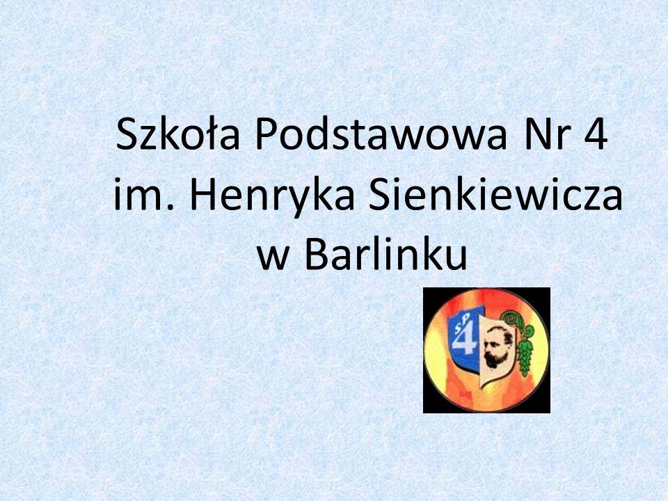 Szkoła Podstawowa Nr 4 im. Henryka Sienkiewicza w Barlinku
