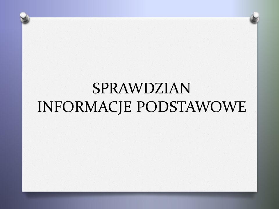 Sprawdzian jest przeprowadzany w kwietniu we wszystkich szkołach podstawowych w Polsce.