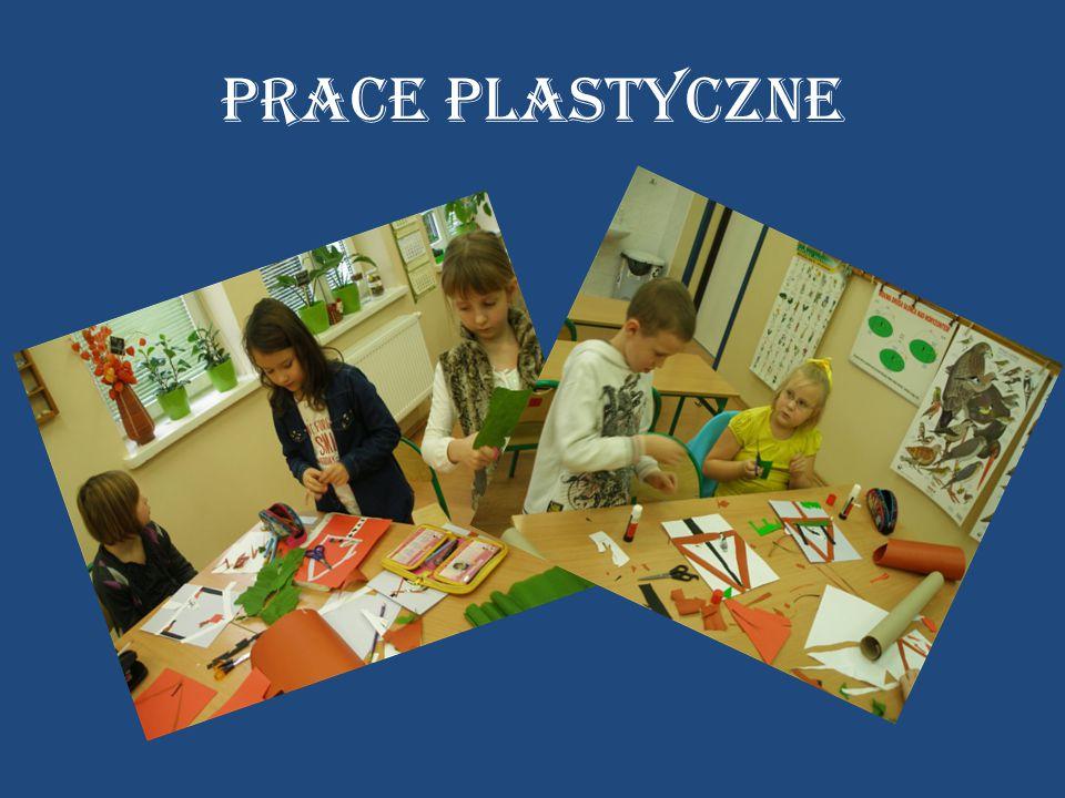 Prace plastyczne