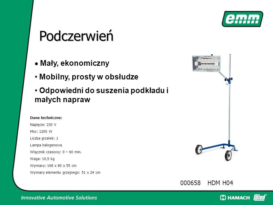 Podczerwień Produkty dostępne w EMM