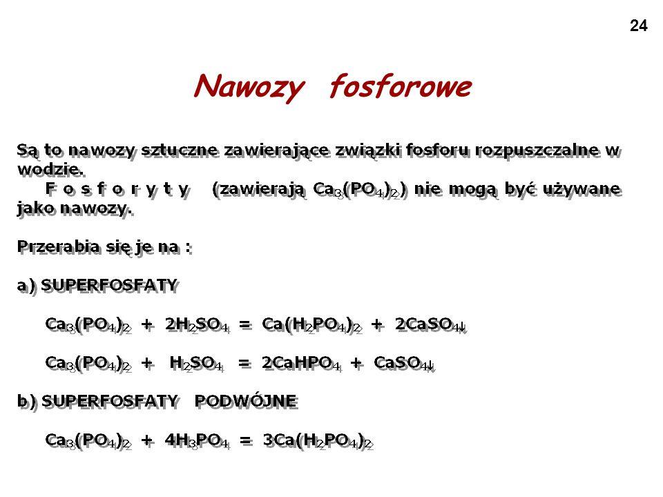 24 Nawozy fosforowe