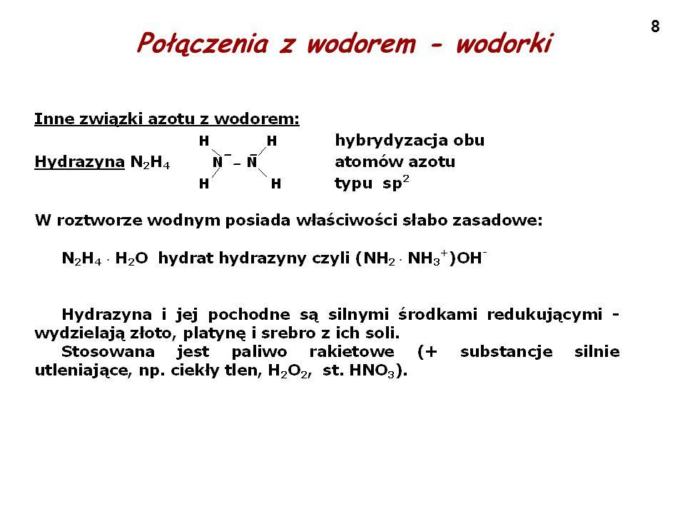 19 Tlenki i kwasy tlenowe fosforu