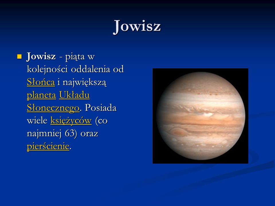 Saturn Saturn jest szóstą planetą Układu Słonecznego według oddalenia od Słońca.