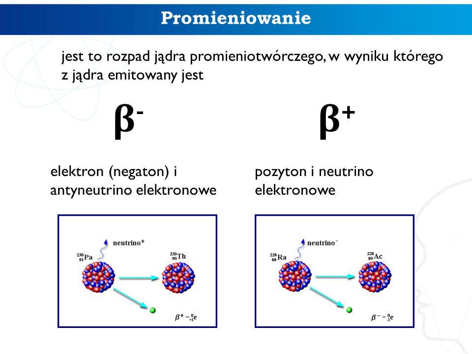 Szereg uranowo- aktynowy jądra wszystkich pierwiastków tej rodziny mają w swoim składzie A = 4n + 3 nukleonów.