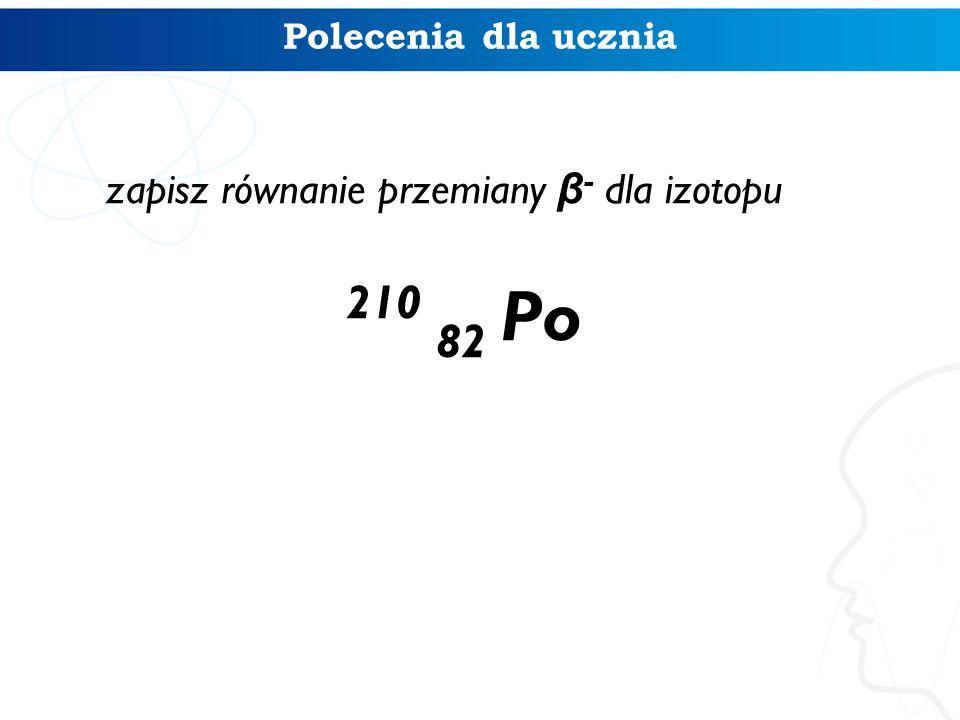 polega na emisji z jądra atomowego pozytonu (antyelektronu), czyli cząsteczki β + oraz neutrina elektronowego.