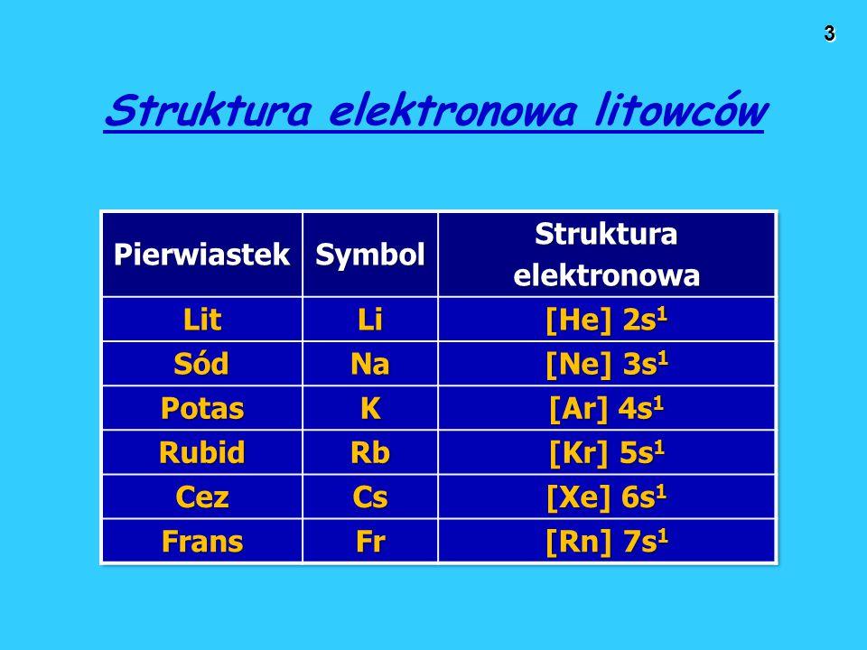 14 największe wartości powinowactwa elektronowego posiadają pierwiastki prawej górnej części układu okresowego (chlorowce F, Cl )