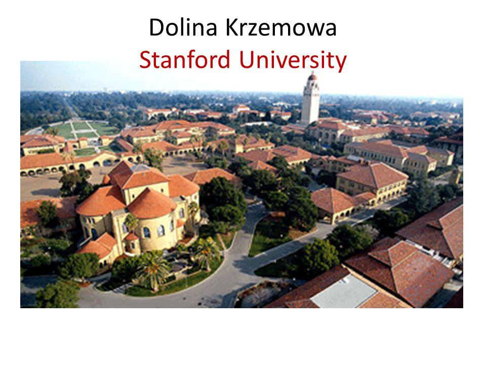 Dolina Krzemowa Stanford University