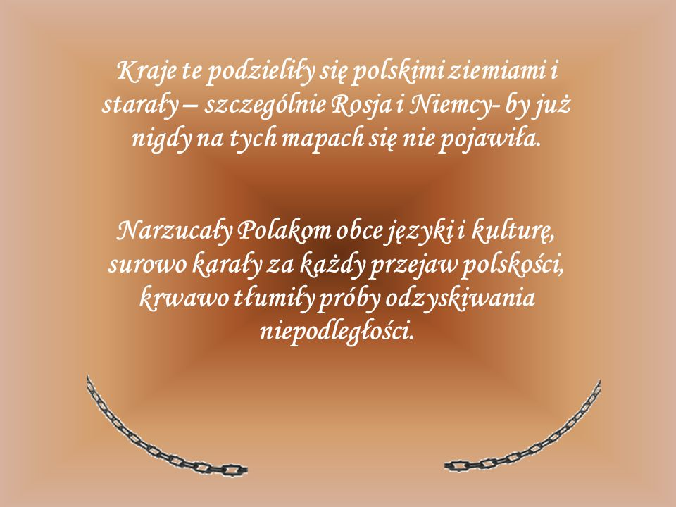 Rada Regencyjna W Warszawie Rada Regencyjna przekazała pełną władzę Józefowi Piłsudskiemu, który został Naczelnikiem Państwa.