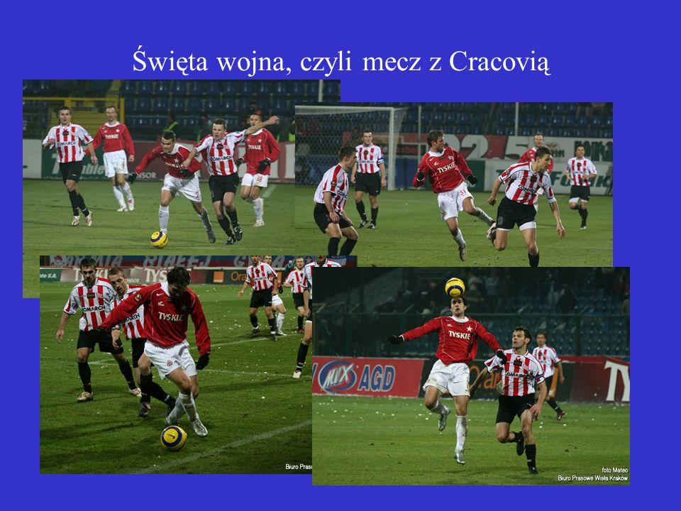 Terminarz rozgrywek w rundzie wiosennej sezonu 2005/2006 KolejkaData 302006-05-13Legia Warszawa - Wisła Kraków 292006-05-06Wisła Kraków - Arka Gdynia