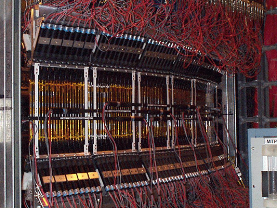 20 Klasy do przechowywania lokalnych śladów cząstek: BrDetectorTracks
