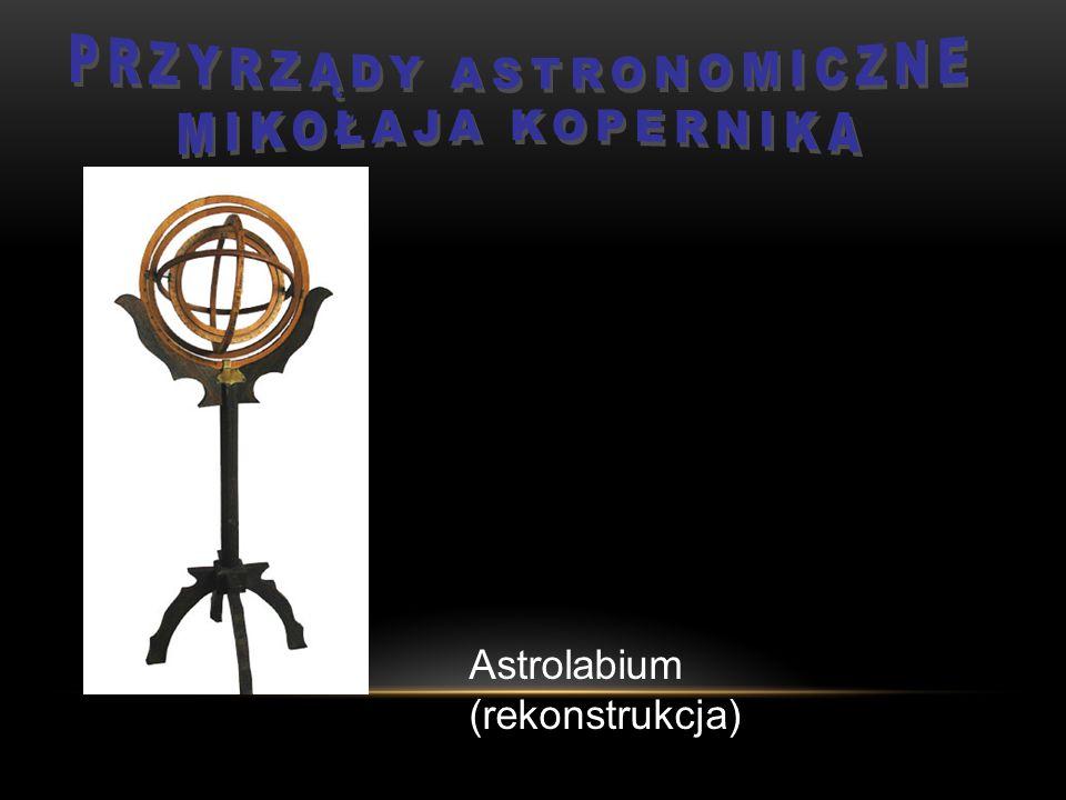 Astrolabium (rekonstrukcja)