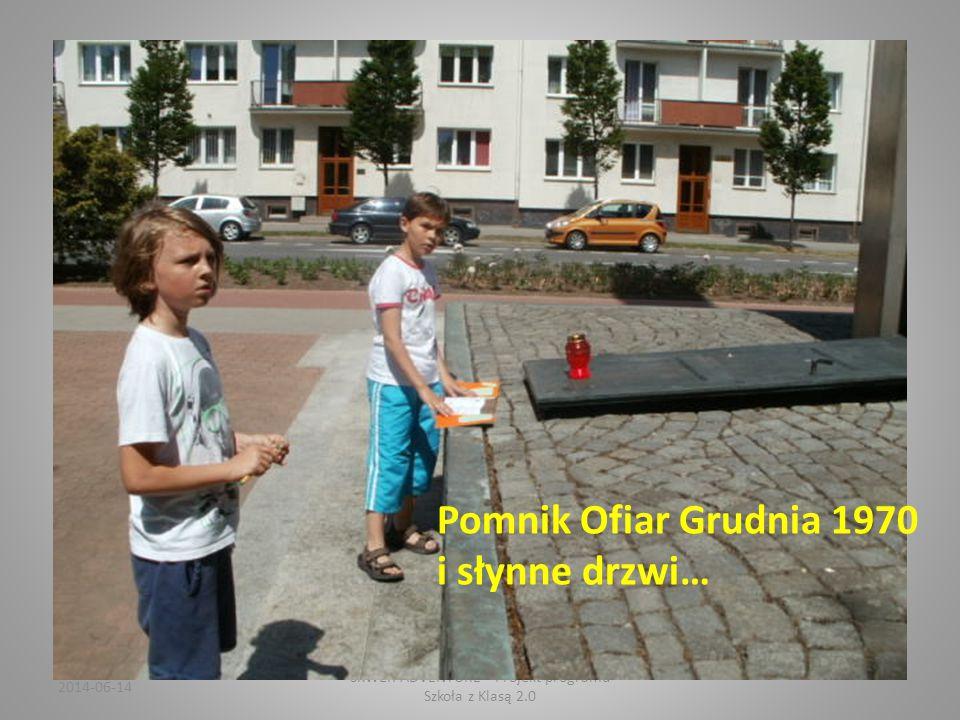 2014-06-14 SKWER ADVENTURE Projekt programu Szkoła z Klasą 2.0 Liczy się czas!!!