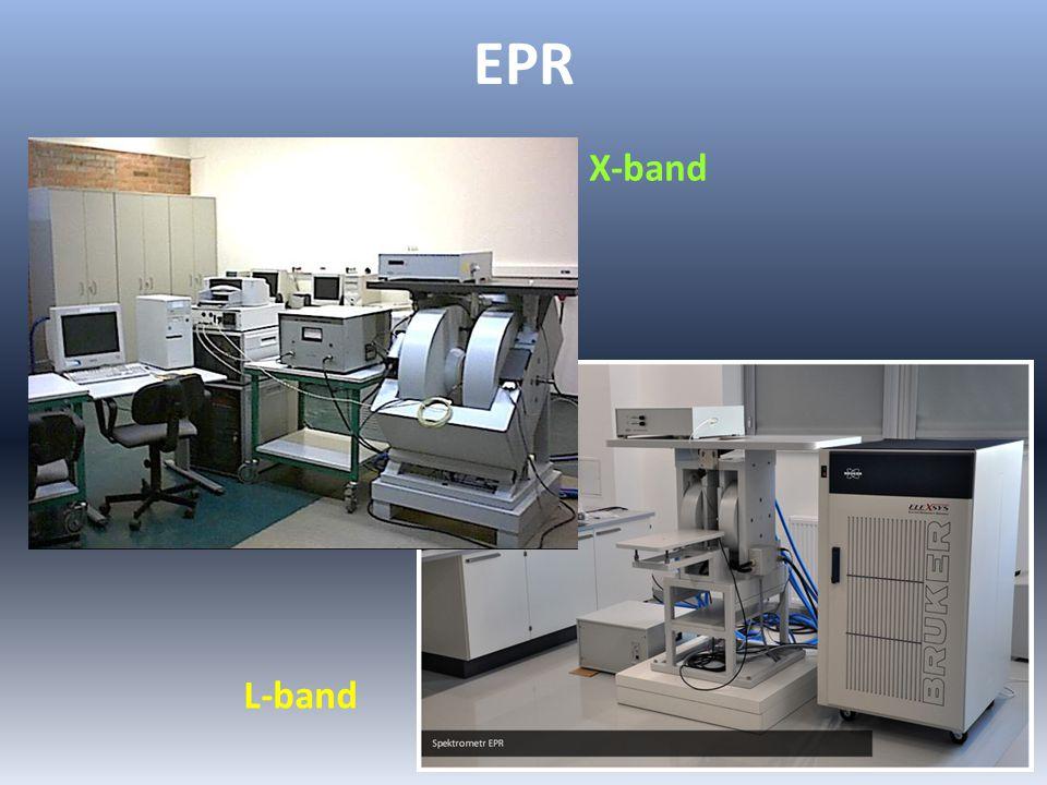 EPR X-band L-band