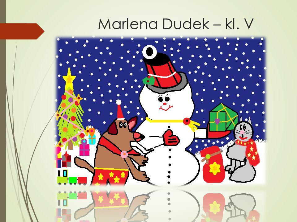 Marlena Dudek – kl. V