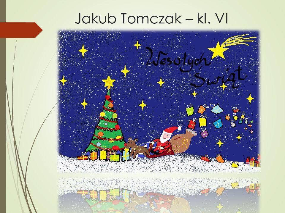 Jakub Tomczak – kl. VI