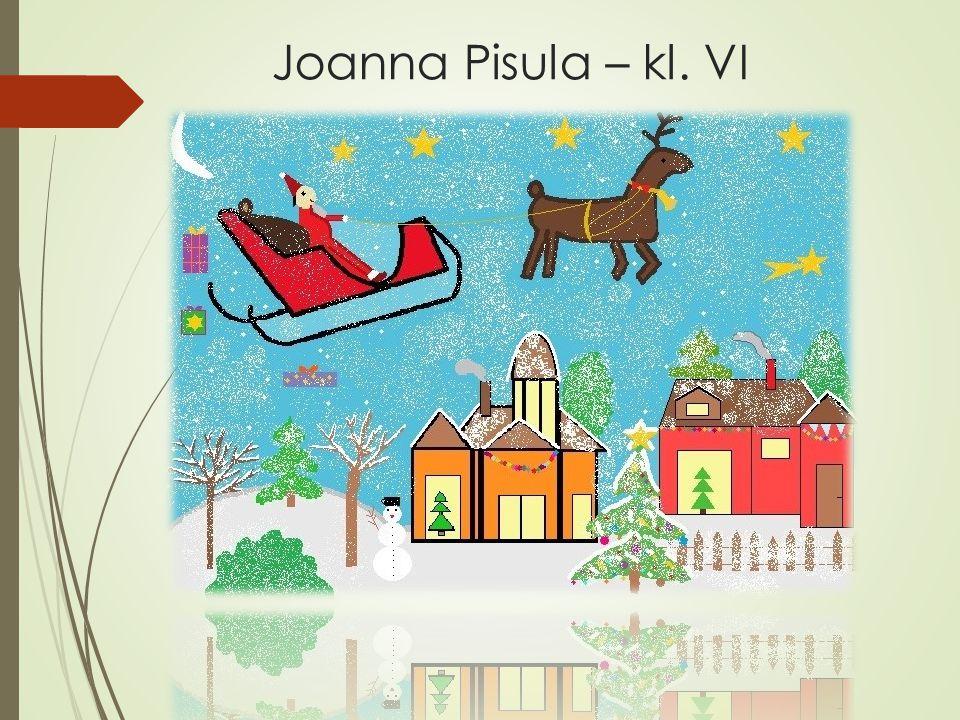 Joanna Pisula – kl. VI