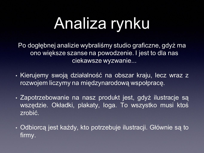 Konkurencja jest na rynku lokalnym.W całej Polsce podobnych firm jest niewiele.