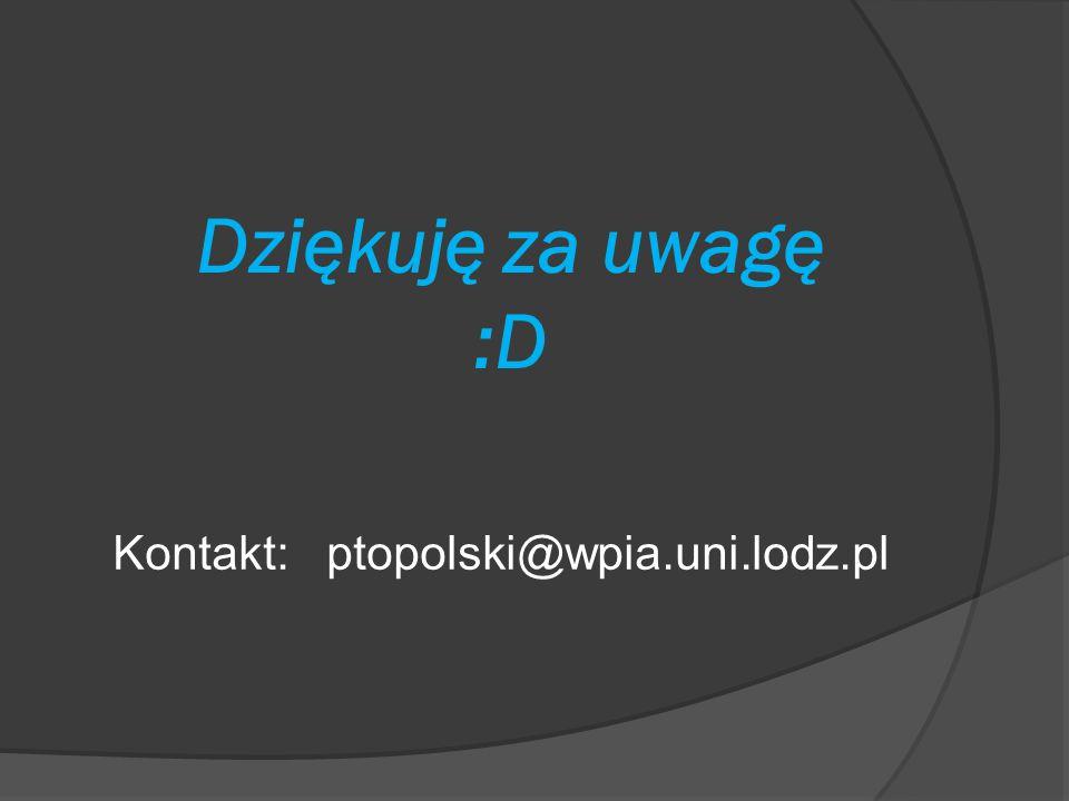Każde wystąpienie powinno być dobrze przygotowaną improwizacją Źródło: http://praktycznaimprowizacja.pl