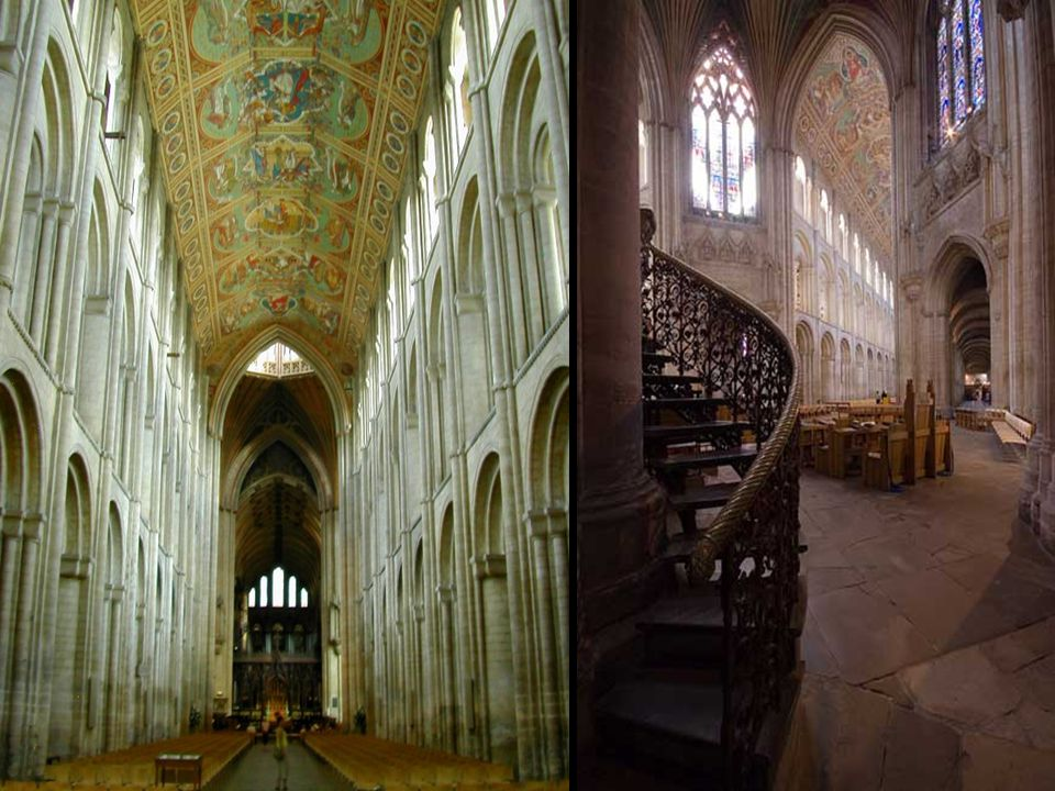 Ely Cathedral Organy