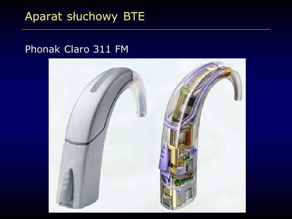 Aparat słuchowy BTE Phonak Claro 311 FM