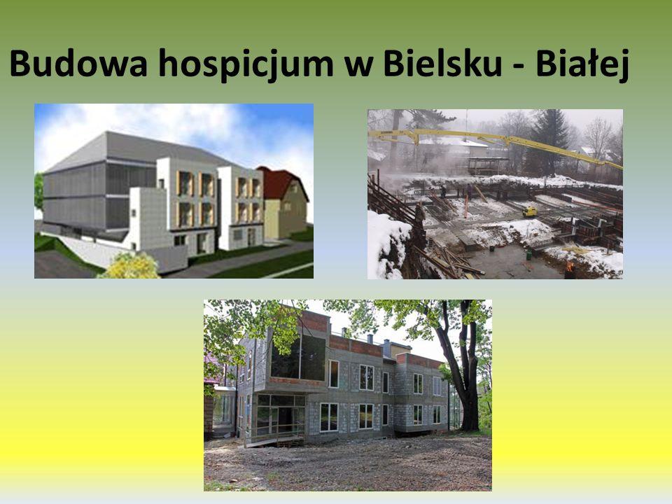 Budowa hospicjum w Bielsku - Białej