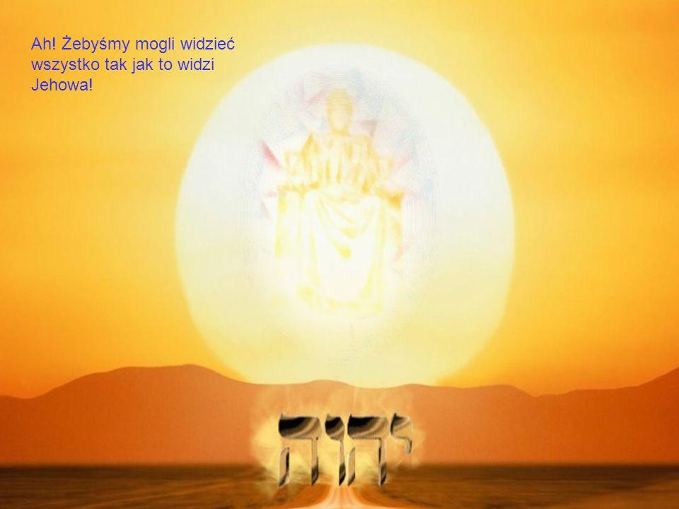 Jeśli 1000 lat jest jak 1 dzień w oczach Jehowy,