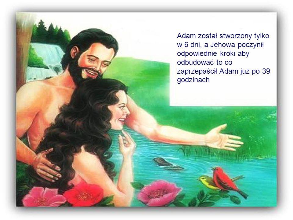 45 minut później Jehowa musiał zainterweniować, aby Szatan i jego demony nie zniszczyły ziemi swoją przemocą