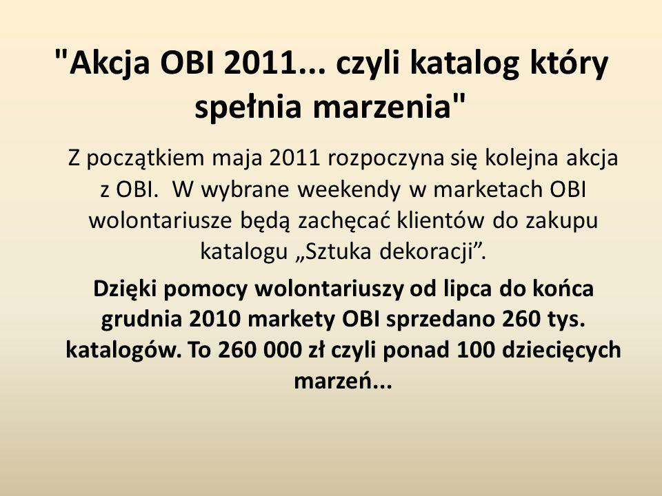 Akcja OBI 2011...
