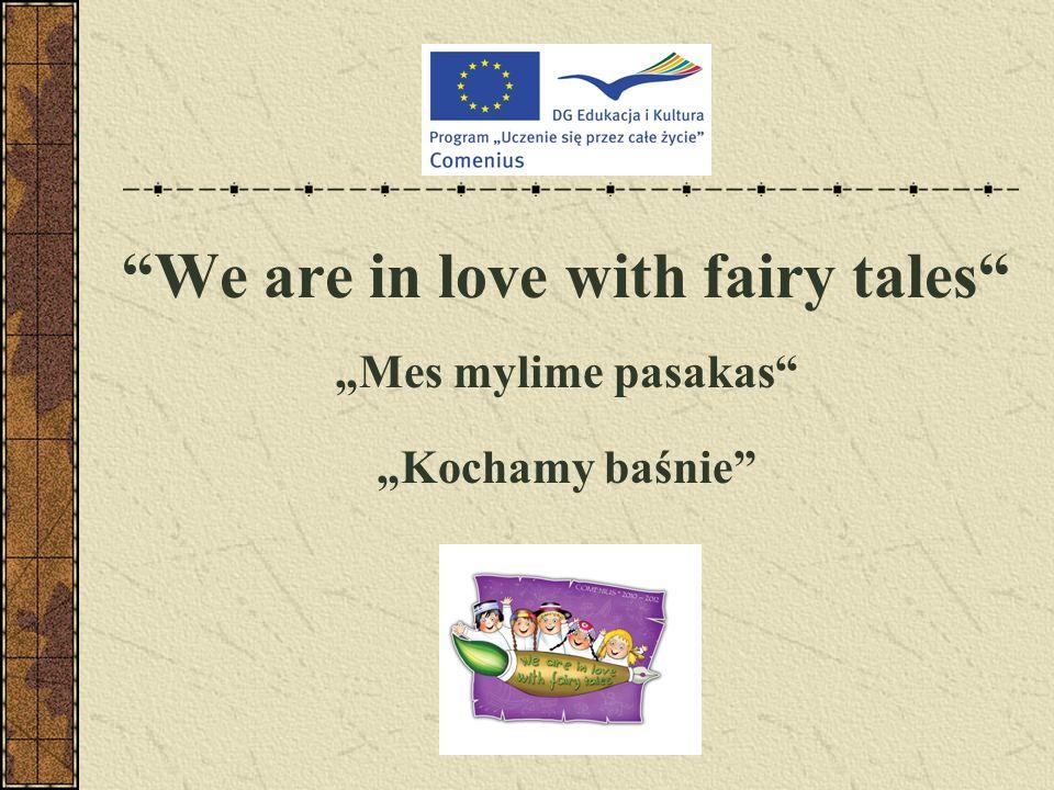 """Greek folk fairy tale """" Mrs Goodwill and the 12 months """"Misis Geranorė ir 12 mėnesių """"O pani Dobrodziejce i dwunastu miesiącach"""