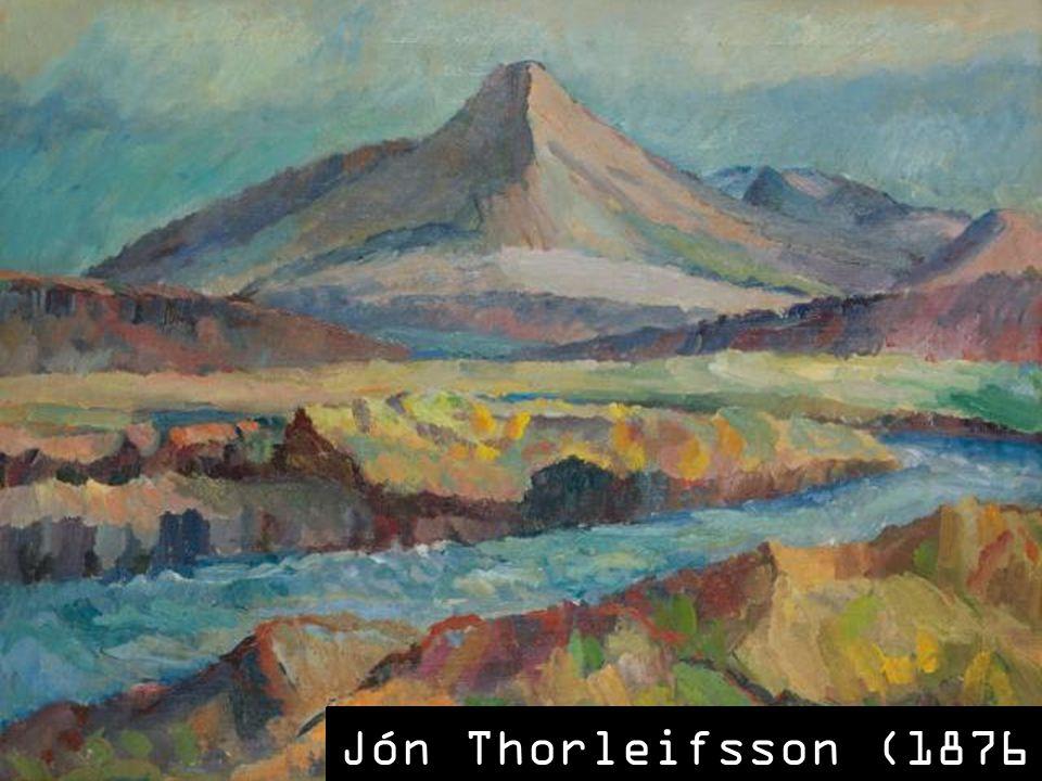 Jón Thorleifsson (1876 – 1958)