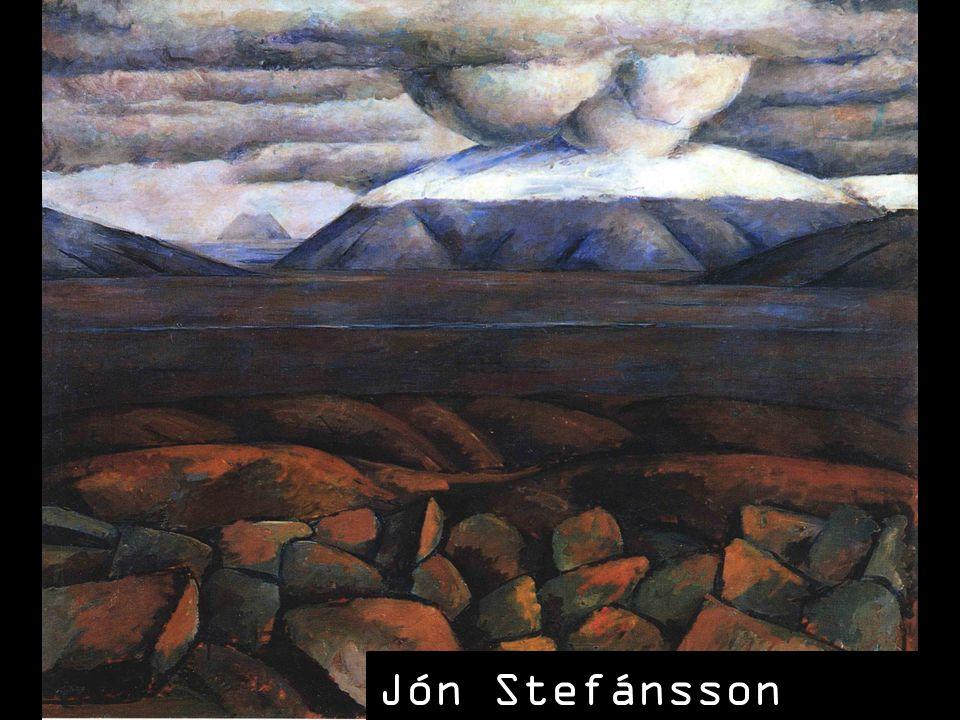 Jón Stefánsson (1881 – 1962)