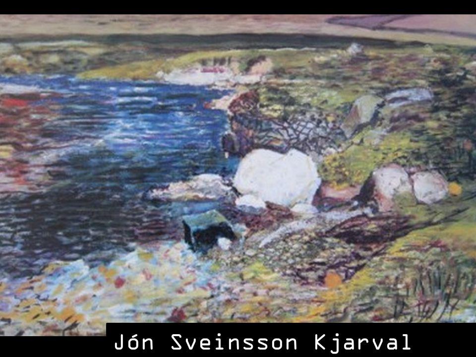 Jón Sveinsson Kjarval (1885 – 1972)