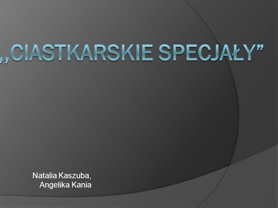 Natalia Kaszuba, Angelika Kania