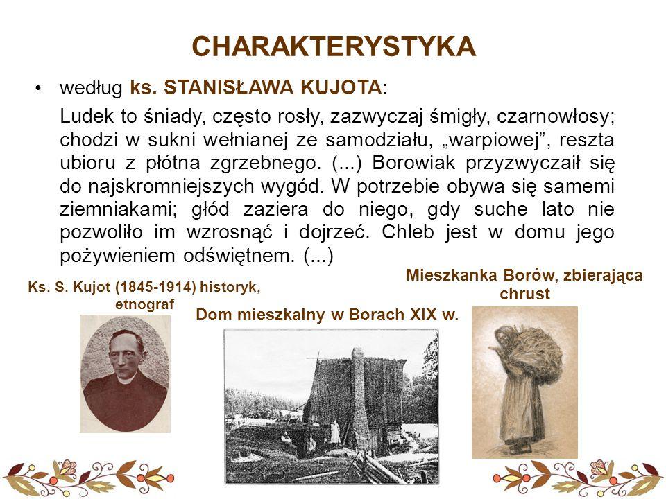 CHARAKTERYSTYKA według ks.